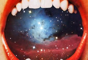Word je van witte tanden gelukkig ?